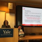 Marjorie at Yale Child