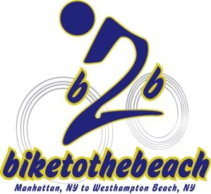 bike to the beach logo
