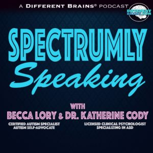 Finding Successful Employment on the Autism Spectrum.  Interview with Marcia Scheiner by podcast hosts Becca Lory & Katherine Cody