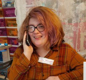 Overcoming phone fear by Mackenzie