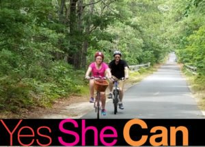 Join Yes She Can Cycling Team for Summer Rides!