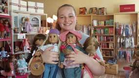 donating dolls