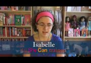 Meet Isabelle: Yes She Can