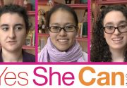 Jobs for Yes She Can trainees