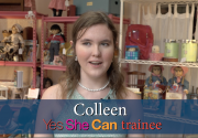 Colleen discovers her job skills