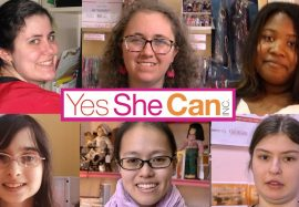 Introducing Yes She Can