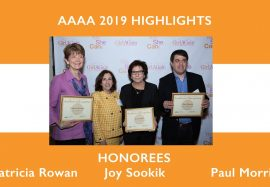 Advocates for Adults with Autism Awards 2019 Highlights