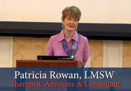 Patricia Rowan receives Advocates for Adults with Autism Award